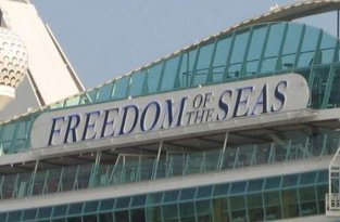 Freedom of seas (31 фото)
