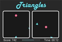 Triangles Flash Game