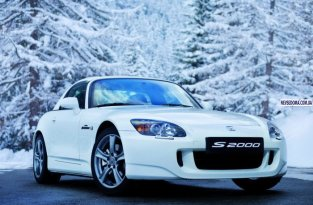Honda представит S2000 Ultimate Edition в Женеве (22 фото)