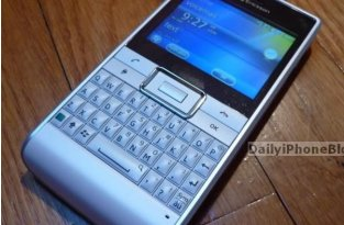 Sony Ericsson Faith - слухи о новом WM коммуникаторе (7 фото)
