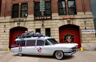 Who you gonna call? Ghostbusters (6 фото)