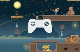 Greedy Pirates (флеш игра)