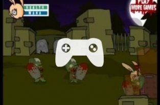 Agh Zombies Attack Again (флеш игра)