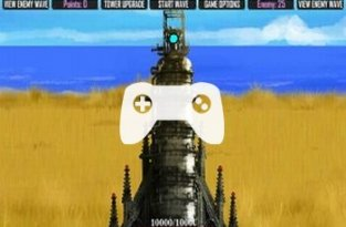 Tower Battle (флеш игра)