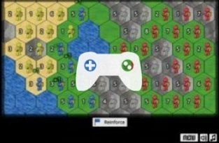 Hex Battle (флеш игра)