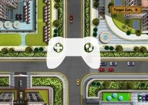 La Traffic Mayhem (флеш игра)