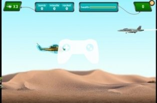 Army Copter (флеш игра)