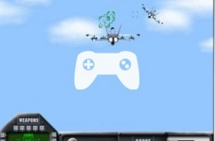 Air Force Game (флеш игра)