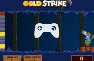 Gold Strike (флеш игра)