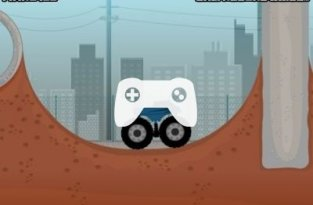 Monster Truck Trials (флеш игра)