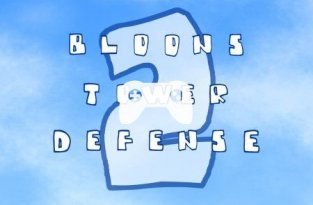 Bloons Tower Defense 2 (флеш игра)