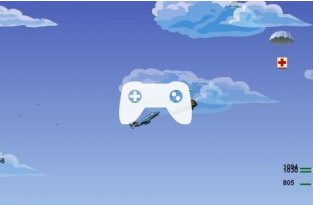 Sky Fighters (флеш игра)