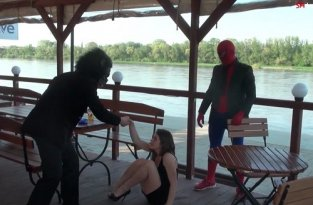 Psy - Genetlemen Spiderman