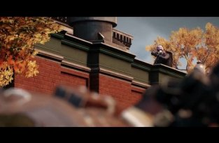 Payday 2: PS3 Launch Trailer