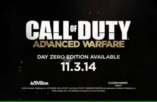 Трейлер. Call of Duty - Advanced Warfare