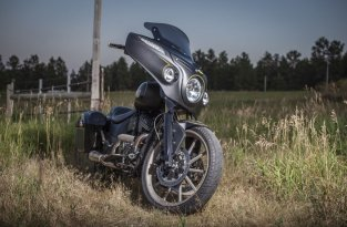 Кастом-байк Indian Chieftain (15 фото)