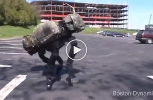 Подборка от Boston Dynamics которая разрабатывает продвинутых роботов