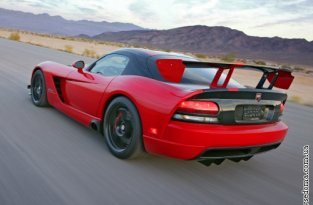 Dodge Viper Coupe & Roadster (38 обоев)