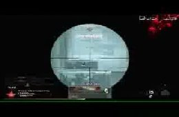 Call of Duty: Modern Warfare 2, Sniper minitage