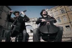 2Cellos - Welcome to the Jungle