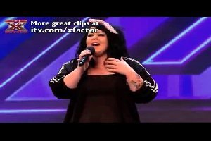 X-Factor. Jade Richards